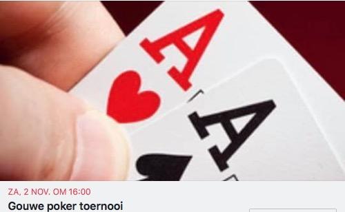 Gouwe Poker Toernooi