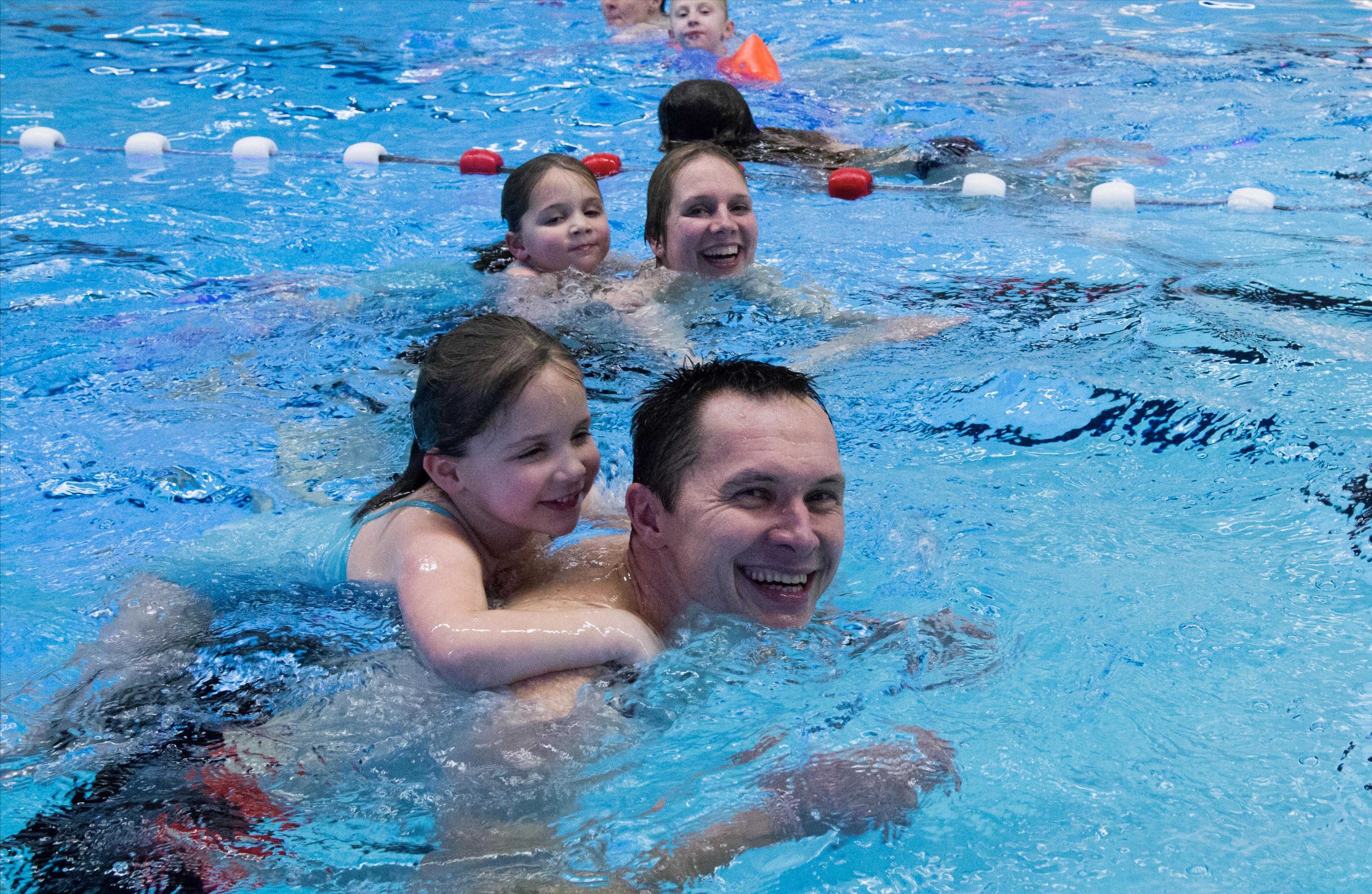 Zwem4daagse Poelmeer