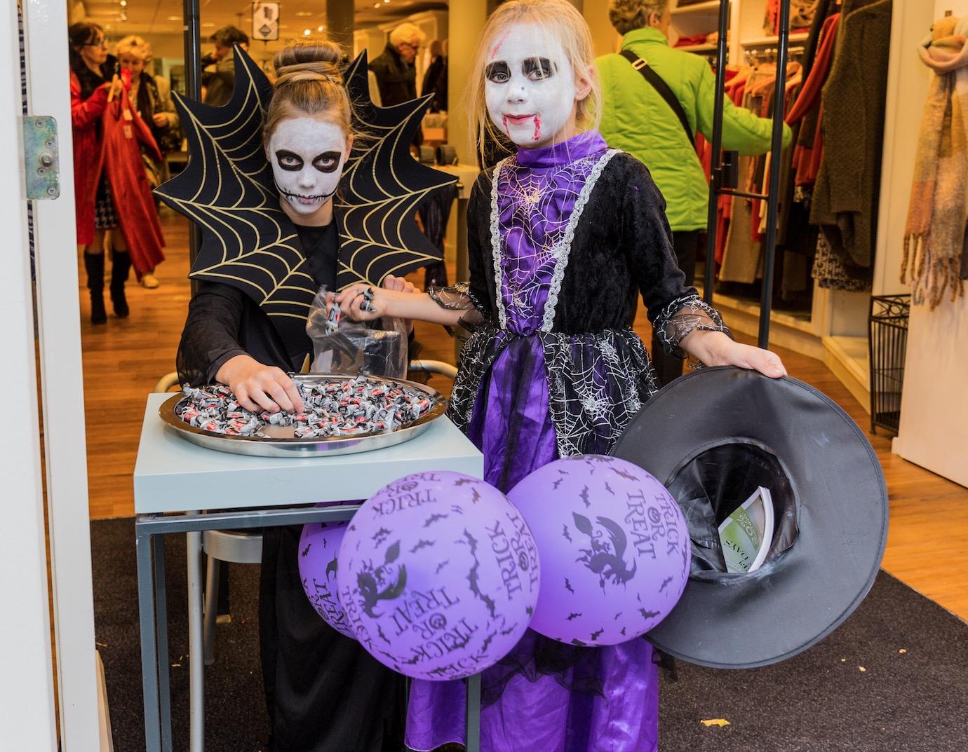 Halloween in De Kemp