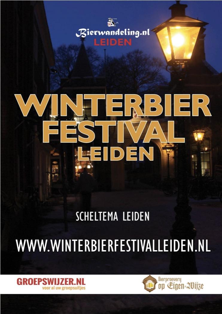 Winterbierfestival Leiden