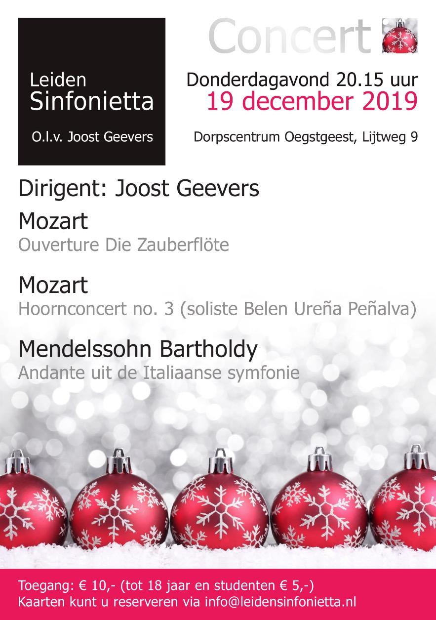 Concert Sinfonietta
