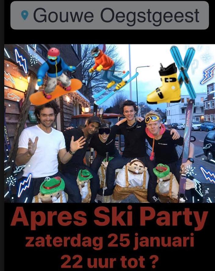 Gouwe Apres Ski Party XXL