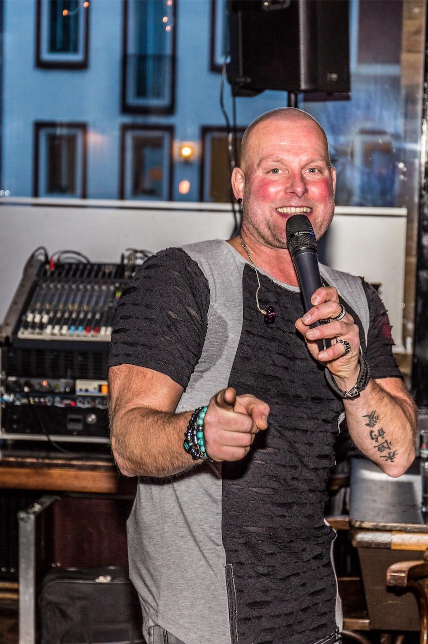 Bart Heemskerk @ Café Gouwe vervallen