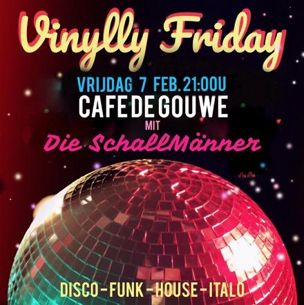 Vinylly Friday na VRIJMIBO