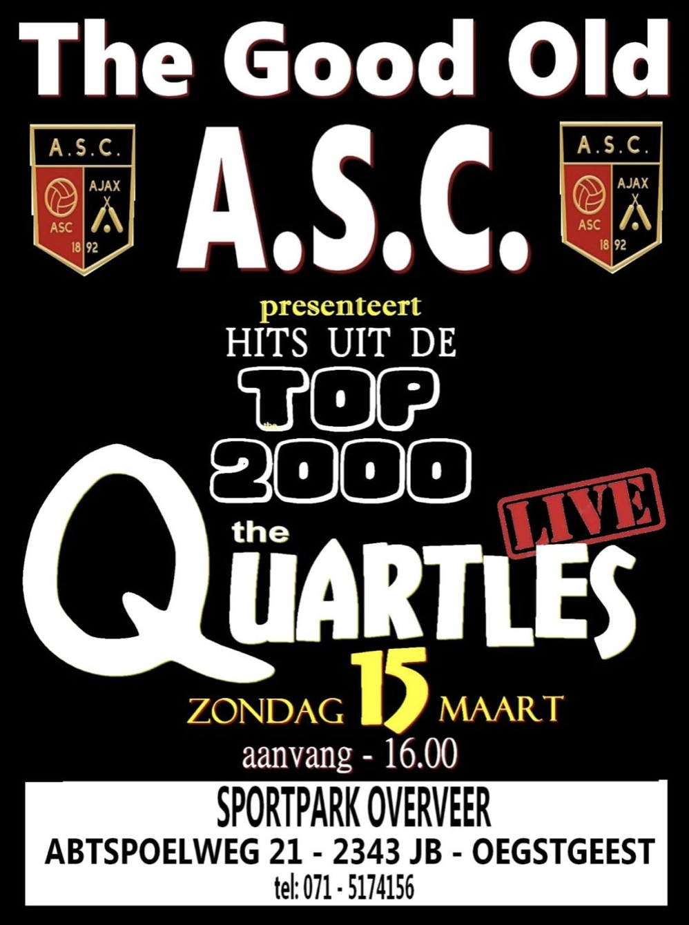 The Quartles @ ASC
