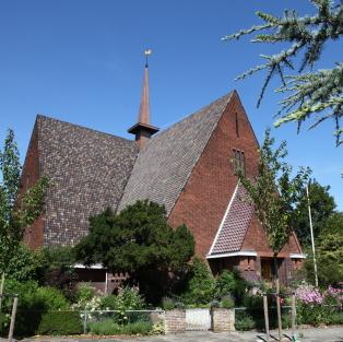 Koffieochtend Regenboogkerk vervallen