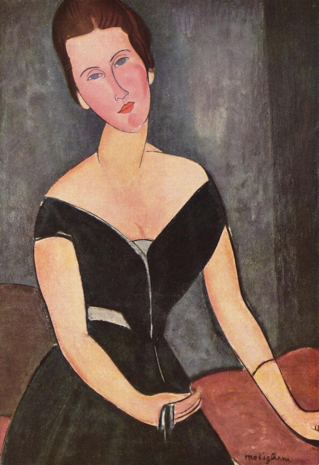 Lezing Amadeo Modigliani