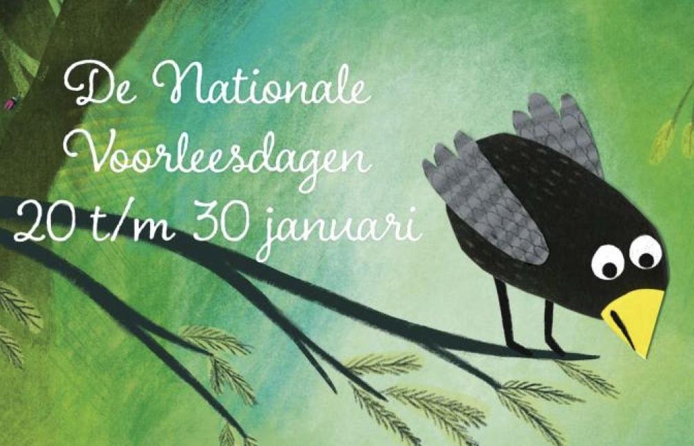 Nationale Voorleesdagen t/m 30-01