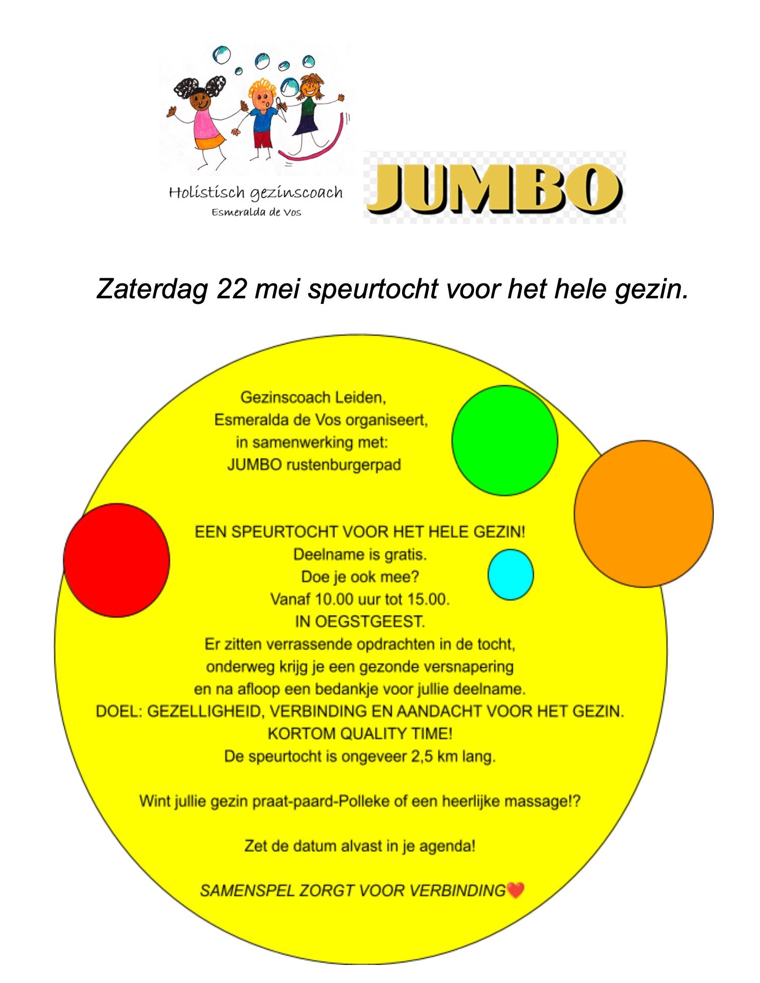 Speurtocht voor hele gezin; aanmelden info@gezinscoacheleiden.nl