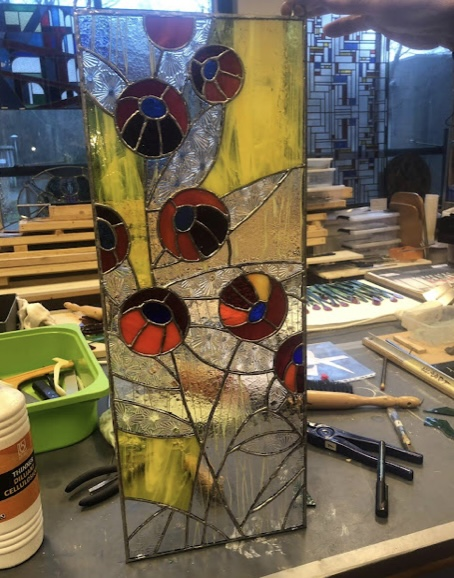 Open Atelier Tiffany en glas: dianazwaan@gmail.com