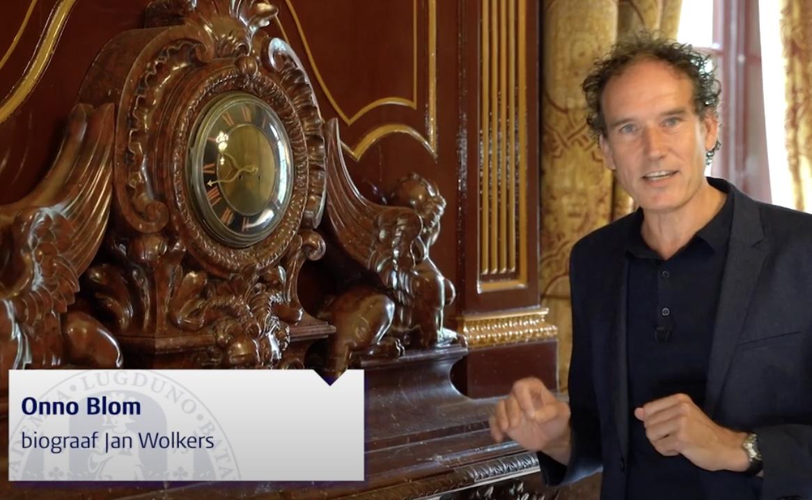 Boekensalon over Jan Wolkers: bibliotheek.universiteitleiden.nl