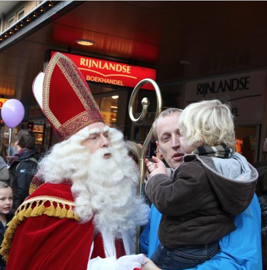 Oegstgeest viert Sinterklaas 2014